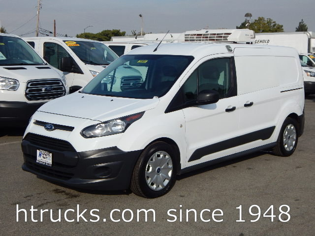 2016 Ford Transit Connect Extended Mini Cargo Van - REFRIGERATED - Standby