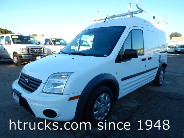 2011 Ford Transit Connect Mini Cargo Van - ROOF RACK & BINS - XLT