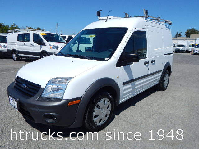 2013 Ford Transit Connect Mini Cargo Van - ROOF RACK & BINS
