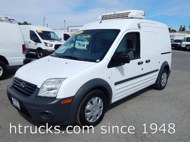 2013 Ford Transit Connect Mini REFRIGERATED Cargo Van - STANDBY