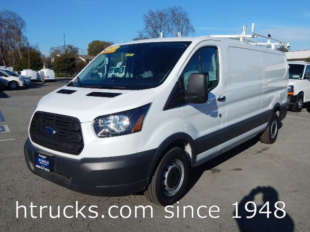 "2017 Ford Transit 150 Cargo Van - LOW ROOF 148"" LONG WB"