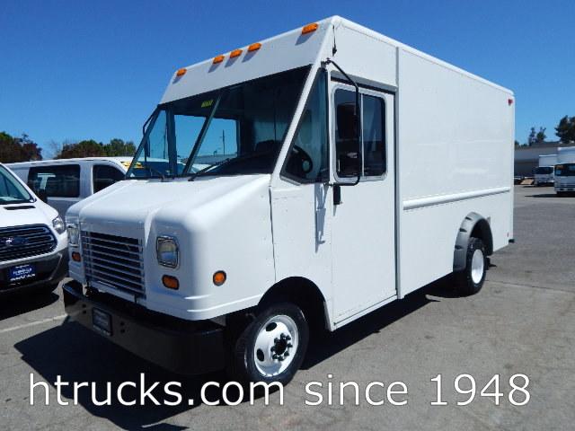 Hengehold Trucks   For Sale - 2011 Ford E350 12' Step Van